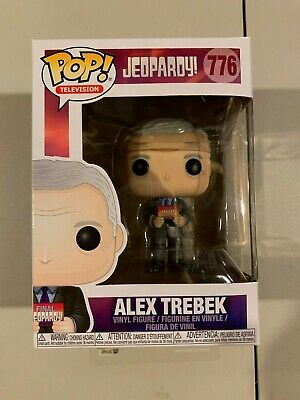 Funko Pop Alex Trebek #776 Jeopardy Minor Damage