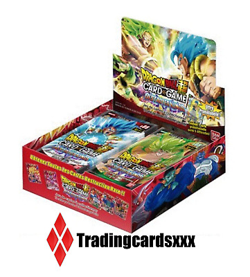 ♦Dragon Ball Super Card Game♦ Boite de 24 Boosters : Destroyer Kings - VF/B06
