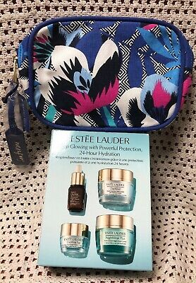Estee Lauder 4 Piece Gift Set -Daywear,Nightwear Plus,Daywear Eye,Night Repair