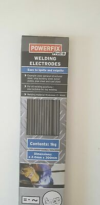 Arc welding electrodes 10 rods 2.0mm x 300mm