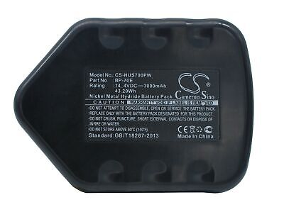 Cameron Sino Battery For HUSKIE REC-S3550 Power Tools Battery Ni-MH