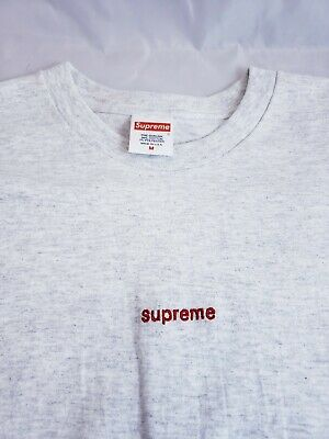 8fb12bba1 SUPREME CHAIR TEE T-Shirt Size Large Light Pink SS18T29 SS18 Brand ...