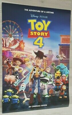 TOY STORY 4 (2019) - POSTER 27x40 DS ORIGINAL