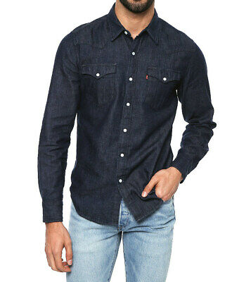LEVI'S CLASSIC WESTERN Shirt Men's, Authentic BRAND NEW (669860066)