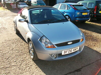 2006 & 2008 Ka Choice Of 2. Convertible And A 3 Door Hatch From £895