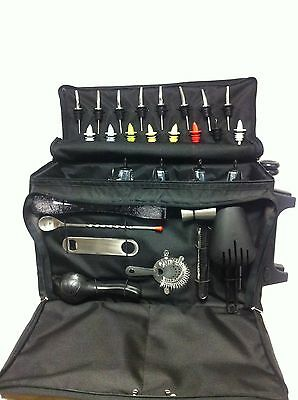 Bag Barman Equipment Barman -bartending Bag Kit Barman Top 01 Bear Drinks
