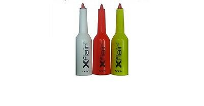 Flair Bottle Barman Bartender Tools Mixed Colours 1pc per Pack