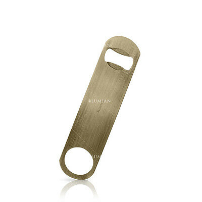 Bottle Opener Bronze Bottle Openers Barman Luxury