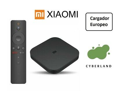 XIAOMI Mi Box S - Smart Tv box  android 8.1 - 8GB - 2GB - Version Global  4K HDR