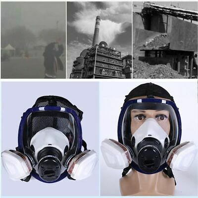 15 Painting Spraying For 6800 Gas Full Mask masks Face Facepiece Respirator