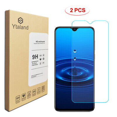 [2 Pack] Ytaland Tempered Glass Film Cover Screen Protector For Cubot R15