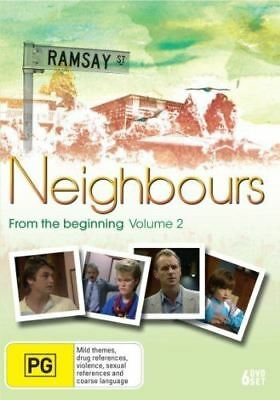 Neighbours From The Beginning Volume 2 DVD PAL Region Free New Sealed
