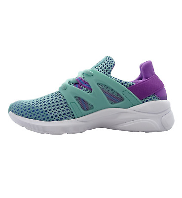 C9 by Champion Girls Flare Performance Mesh Athletic Sneakers Turquoise/Purple