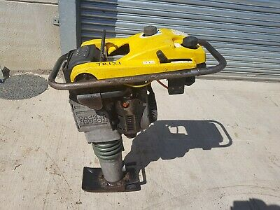 "WACKER NEUSON REFURBISHED TRENCH RAMMER BS502i 2012 YR 6"" JUMPING JACK COMPACTOR"