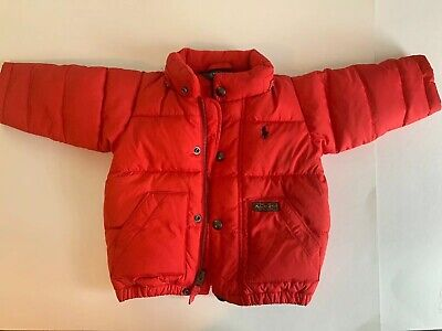 c7a0353fc NWT BURBERRY RIO CHECK size 9 M boys navy hooded puffer jacket coat ...