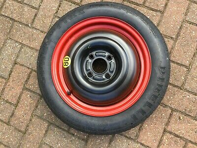 New Ford Spare Wheel And Tyre Pirelli T 125/80 R15 95M