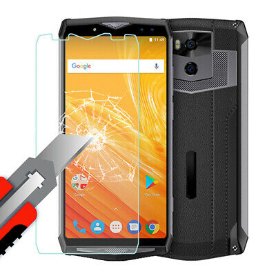 9H Tempered Glass Screen Protector Film Cover For Ulefone Power 5 5S Lot New