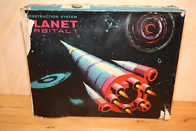 Planet Orbital 1, 5020  MSB Mechanische Spielwaren Brandenburg DDR
