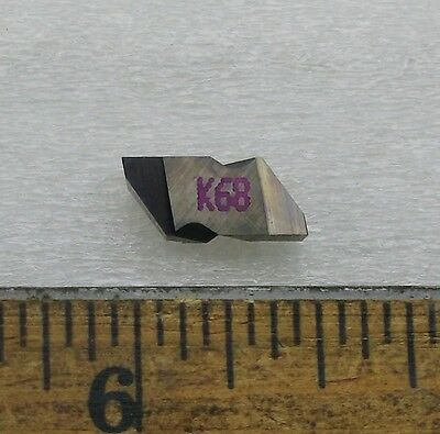 10 - New Kennametal Carbide Insert NG 2125R K68