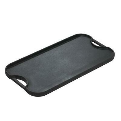 "Lodge  - LPGI3 - 20"" x 10 1/2"" Cast Iron Griddle"