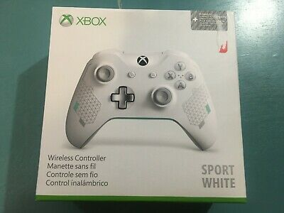 Xbox One Special Edition Wireless Controller - Sport White