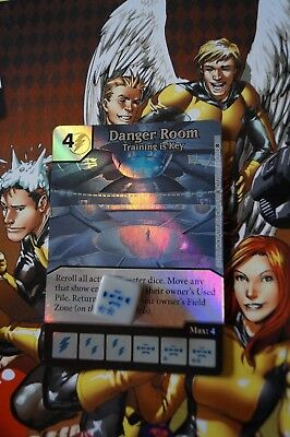 Dice Masters X-Men First Class - #011 Danger Room - Common FOIL
