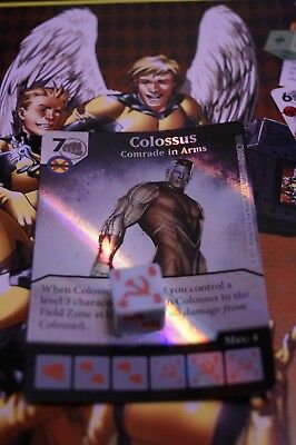 Dice Masters X-Men First Class - #009 Colossus - Common FOIL