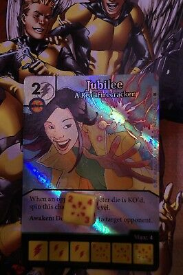 Dice Masters X-Men First Class - #057 Jubilee - Uncommon FOIL