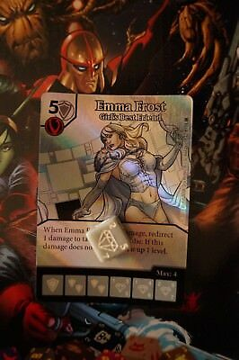 Dice Masters X-Men First Class - #013 Emma Frost - Common FOIL