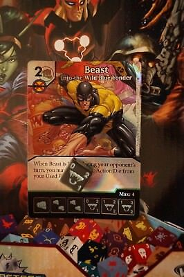 Dice Masters X-Men First Class - #044 Beast - Uncommon FOIL