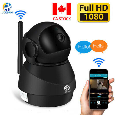1080P Wireless Smart IP Camera Home Security Camera Pan/Tilt System Night Vision