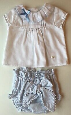 Baby Girl Spanish Outfit Set Yoedu 3 Brand New With Tags!