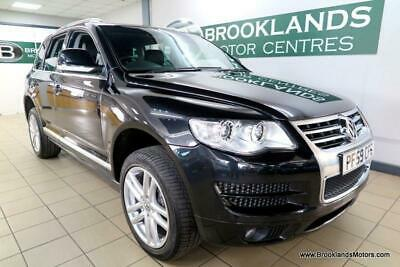 Volkswagen Touareg V6 ALTITUDE 3.0 TDI [8X SERVICES, SAT NAV, LEATHER and HEATED