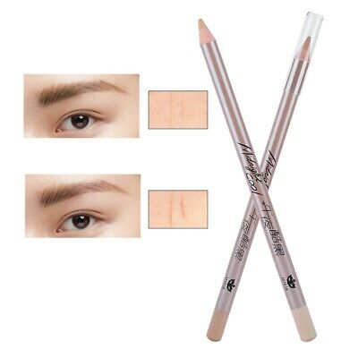 Long Lasting Eyebrow Tattoo Pen Concealer Waterproof Makeup Pencil Tool 2 Color