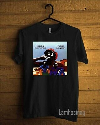 Funky Kingston by Toots and the Maytals T-shirt Black Men Custom Size S-2xl
