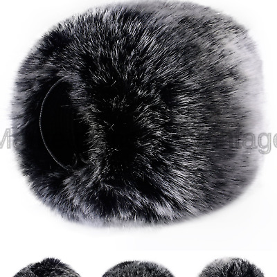 Neewer Outdoor Microphone Furry Windscreen Muff for Tascam DR-05 and Similar ...