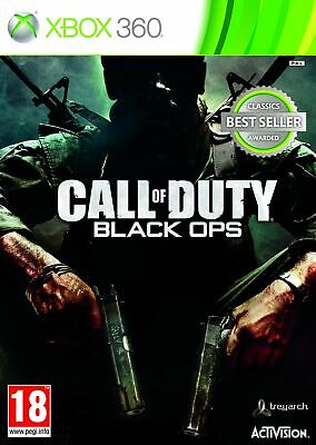 Call of Duty: Black Ops Classics (Xbox 360) Xbox One Compatible NEW
