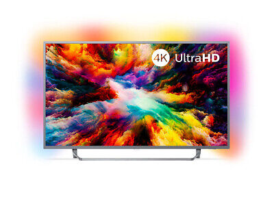 Philips 50PUS7303 Android TV 50 Pollici Ultra HD 4K con Ambilight