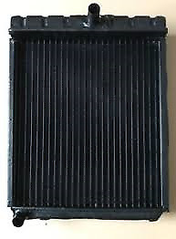 Land Rover Series 1  Radiator Recored Includes Original Working Tap