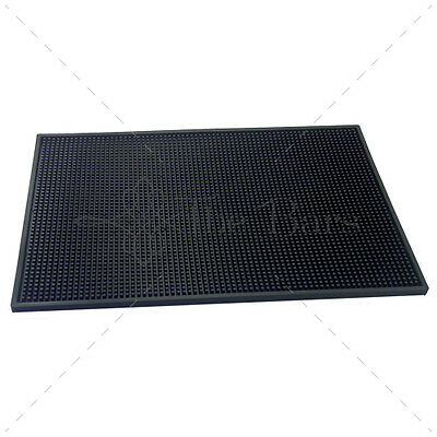 Mat Coasters bar Mat Black Colour bar Mat B009 45x30cm