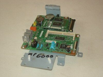 Ricoh MP6000 fax module assembly