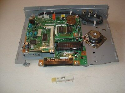 Ricoh MP3500 fax module assembly