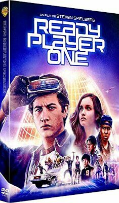 Ready Player One Dvd  Coffret  Neuf Sous Blister