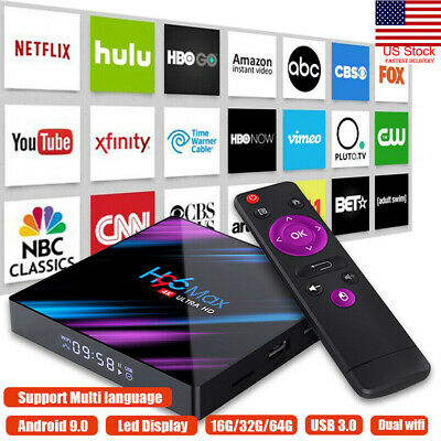 WIRELESS REPLACEMENT REMOTE Control Android Smart TV Box X96