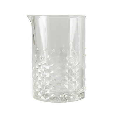 Glass Mixing Glass Diamonds Barman Shaker Tin