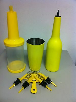 Flair Bottle Kit Barman Colour Yellow/Yellow Kit