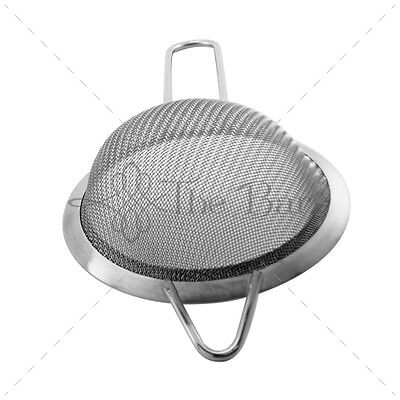 Strainer - Strainer Concave Filter Mesh Mens 85mm in Stainless Steel B006C