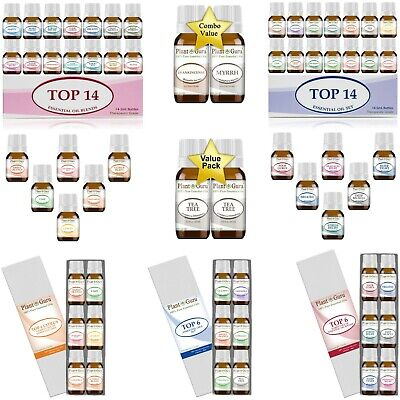 Essential Oil Set 100% Pure Therapeutic Grade Oils Bulk Wholesale Lot Kit