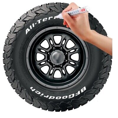 Waterproof Non-Fading For One Year Tire Paint Pen - Free Shipping