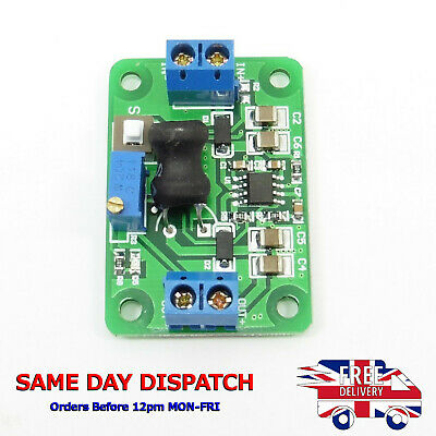 DC-DC Step-Down 12V to 5V 3A Charger Power Converter Module Adjustable Buck D02